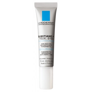 LA ROCHE POSAY - SUBSTIANE [+] EYES Fundamental replenishing anti-ageing care, 15ml tube